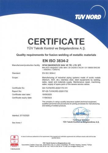 F-863 R04 EN ISO 3834 Certificate EN.R1